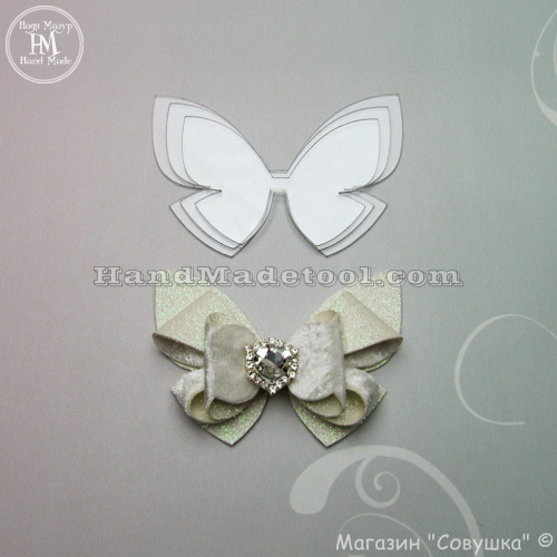 Art 763 Set of templates Butterfly