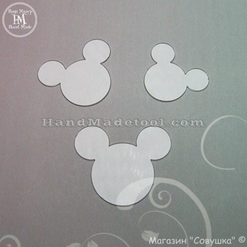 Art 124 Mickey Mouse Template