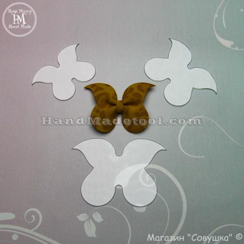 "Art 691 Set of templates ""Butterfly"""