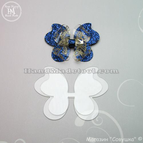 Art 738 Set of templates Butterfly