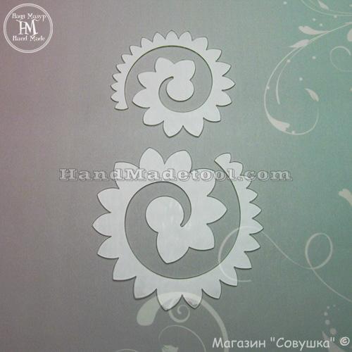 Art 98 P Spiral Template