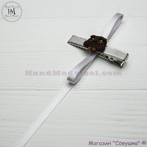 Reps ribbon 0,5-0,6 cm width colour 01-white