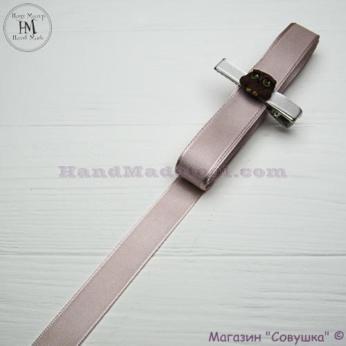 Reps ribbon 2 cm width colour 17-powder