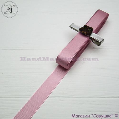 Reps ribbon 2 cm width colour 19-pink