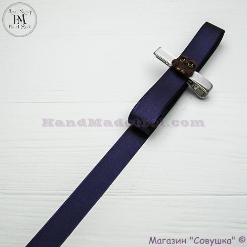 Reps ribbon 2 cm width colour 37-dark violet