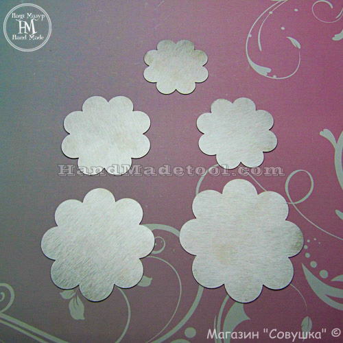 Art 10 Flower Template