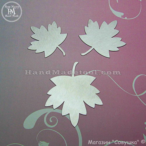 Art 106 Leaf Template
