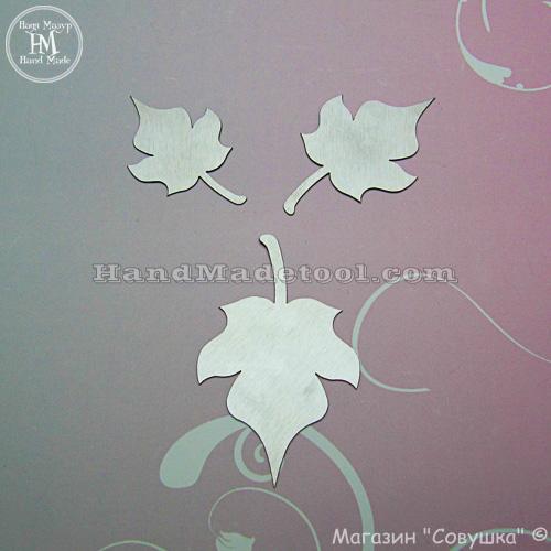 Art.109. Leaf Template.