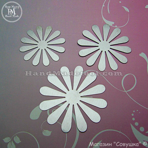 Art 122 Flower Template