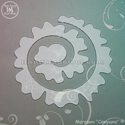 Art 130 P Spiral Template