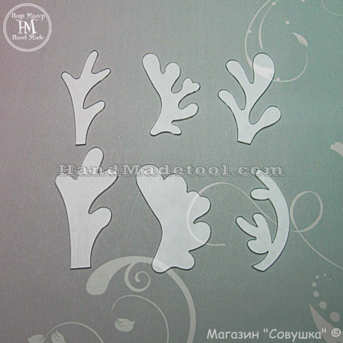 Art 133 P Antler Template