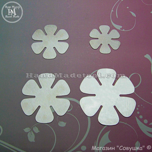Art 16 Flower Template