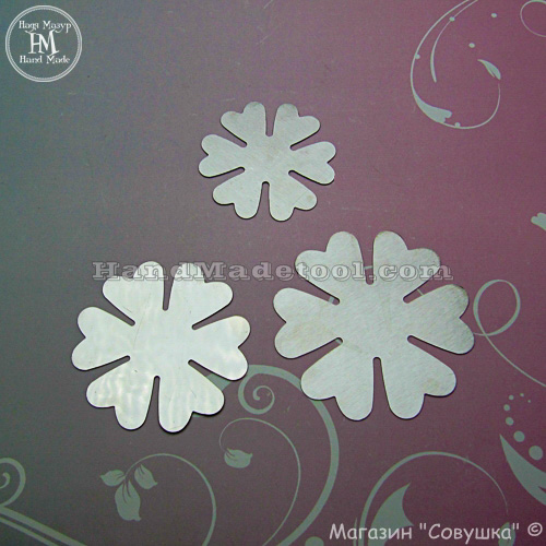 Art 17 Flower Template