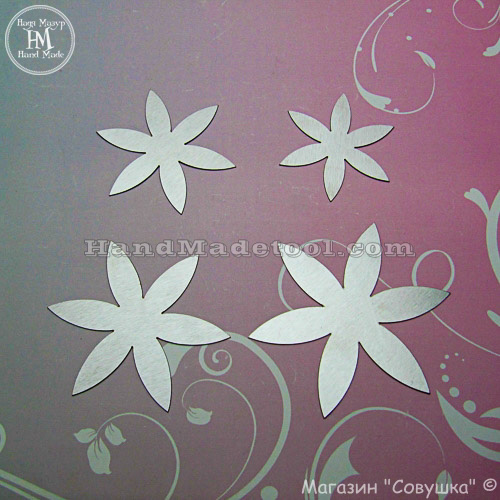 Art 18 Flower Template
