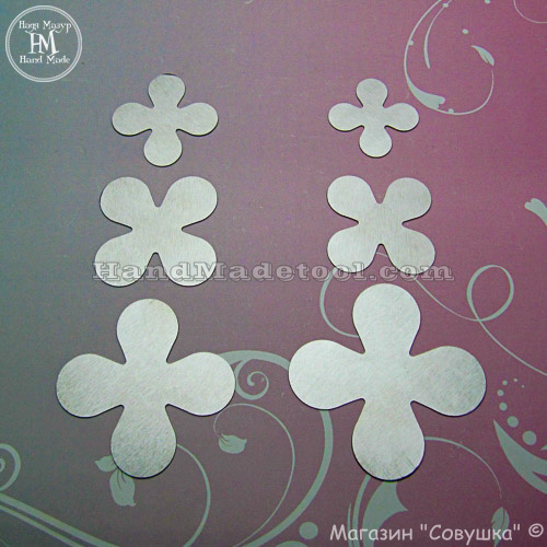 Art 24 Flower Template