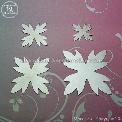 Art 26 Flower Template