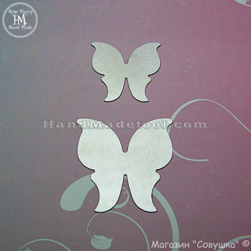 Art.39. Butterfly Template.