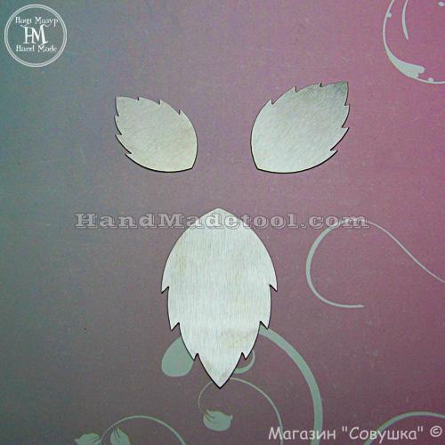 Art.4. Leaf Template.