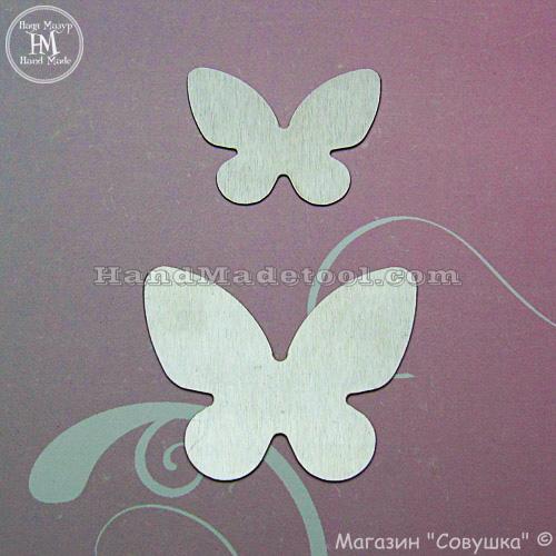 Art 40 Butterfly Template