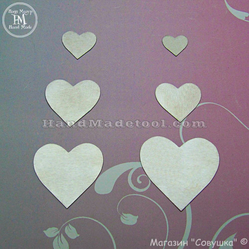 Art 503 Hearts Template