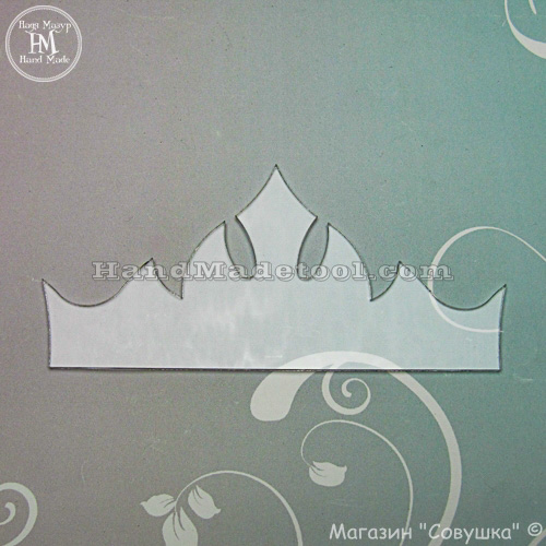 "Art 517-119 ""The crown"" template"