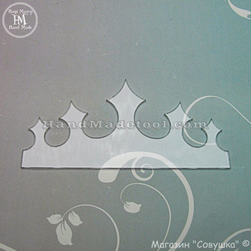 "Art 523 ""The crown"" template"