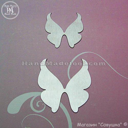 Art.6. Butterfly Template.