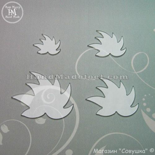"Art.668. Set of templates ""leaf""."