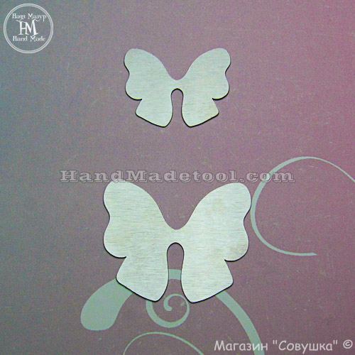 Art.8. Butterfly Template.