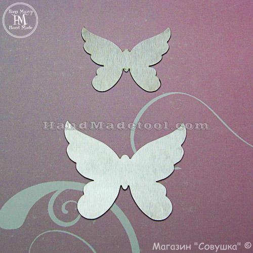 Art.9. Butterfly Template.