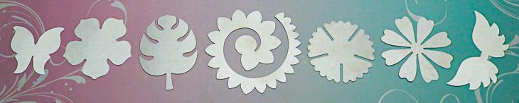 Metal templates
