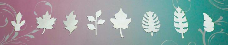 """""""Leaf"""" template"""