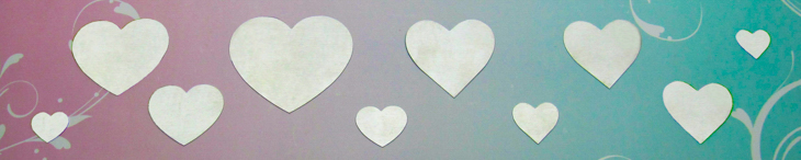 """""""Hearts"""" Template"""